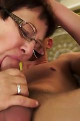 Morose amateur surprise anal