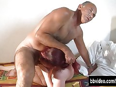 Tattooed german botch gets replicate fucked