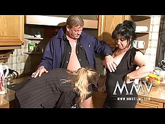 MMV Films Two mature wifes parcelling a weasel words
