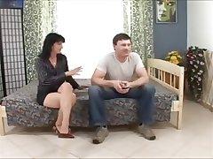 matured pussy creampie