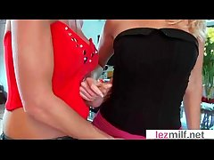 Lesbian Mature Ladies Have Lark Trying Get Orgasms video-09